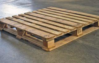 1140x1140 mm Tipo Cp9 Pallet impiegato in genere per la chimica portata fino a 1200 Kg