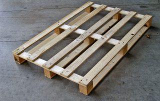 800x1200 mm semipesate Pallet standard tipo semipesante portata fino a 900/1000 Kg