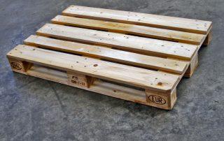 1100x1100 mm Pallet con portata da 600 a 1200 kg